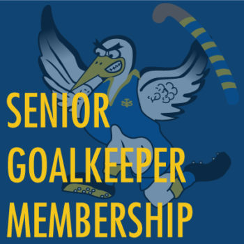 Senior Goalkeeper Membership