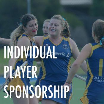 Individual Player Sponsor